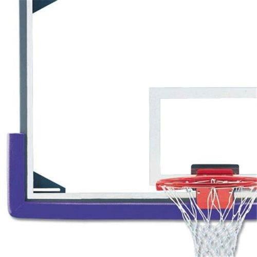 Gared 1092004 Pro-Mold Indoor Basketball Backboard Padding, Navy