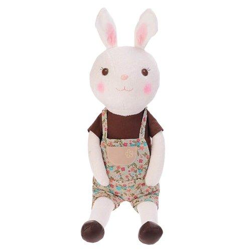 Decor Dolls High Quality Plush Rabbit Toy Animal Doll for Kids 60cm Height Brown