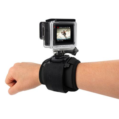 Jivo Go Gear Cuff- Go Pro Wrist Mount