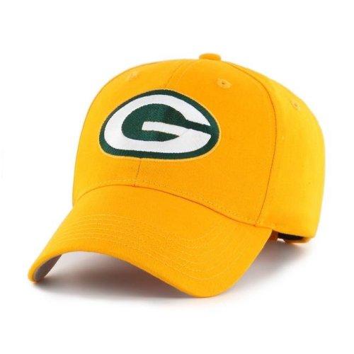 b1dc8ee4338f88 Fan Favorites F-MAC12BCV-CD NFL Green Bay Packers Basic Cap & Hat - One Size  on OnBuy