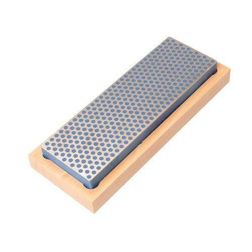 DMT DMT-W6C Diamond Whetstone 150mm Wooden Box Blue 325 Grit Coarse