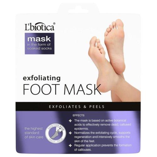 L'biotica Exfoliating Peel Foot Sock Mask 40ml