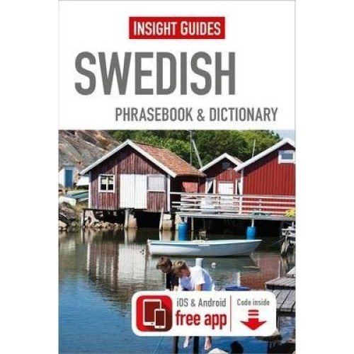 Insight Guides Phrasebooks: Swedish
