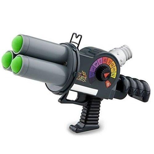 Toy Story Disney Park Exclusive Emperor Zurgs Glow In The Dark Blaster