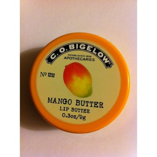 C.O. Bigelow Nourishing Lip Butter Mango Butter 0.3 oz / 9 g