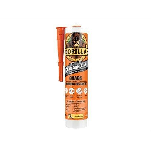 Gorilla Glue 2044001 Gorilla Heavy-Duty Grab Adhesive