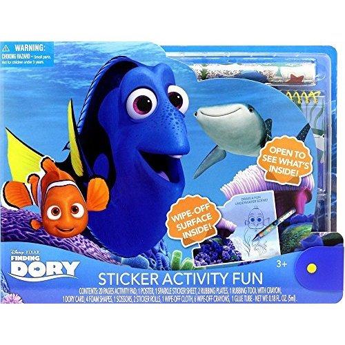 Tara Toy Finding Dory Large Sticker Activity Fun Playset