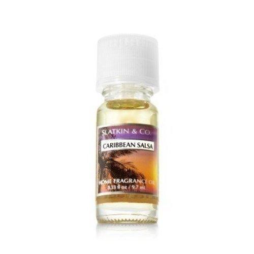 Slatkin & Co. for Bath & Body Works-Caribbean Salsa Home Fragrance Oil .33 oz