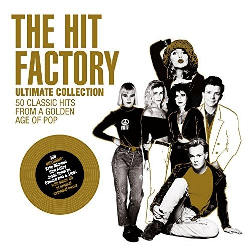 The Hit Factory Ultimate Collection | Compilation CD Set