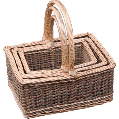 Set of 3 Pennine Shopping Baskets