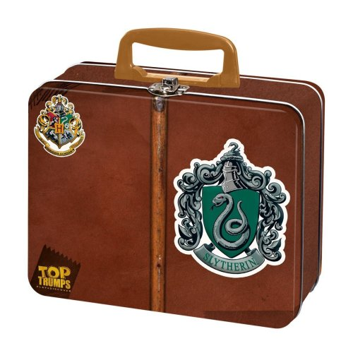 Top Trumps Harry Potter Slytherin Collector's Tin