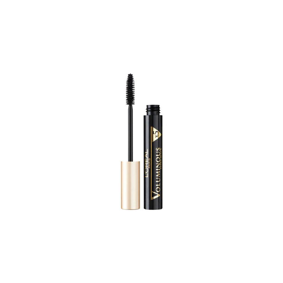 L'Oreal Paris Volumissime X5 Mascara 7.5ml - Extra Black