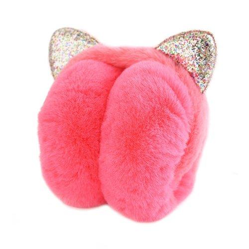 Lovely Earmuffs Plush Earmuff Warm Earmuffs Ear Protection For Kids [G]