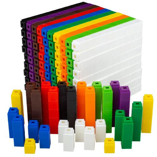 Unifix Cubes 1000Pcs