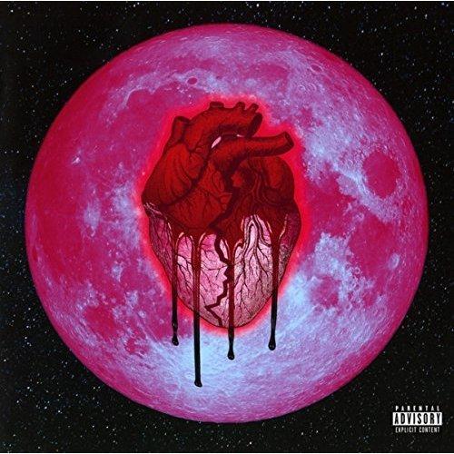 Chris Brown - Heartbreak On A Full Moon | CD Album