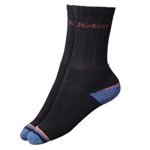 Dickies Mens Hard Wearing Professional Work Socks (Pack Of 3)