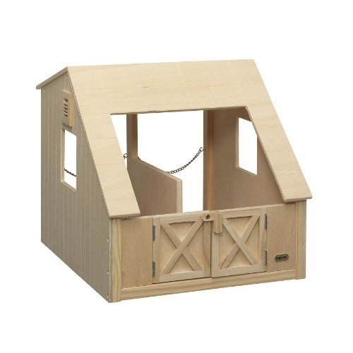 Breyer Traditional Wood Horse Stable Toy Model