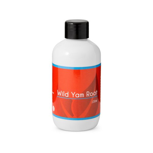 Wild Yam Root Oil Tincture 100ml - P.M.T. Hot Flushes, Menopause & Cramps