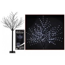 240cm Blossom Tree With 400 Cold White Led's.