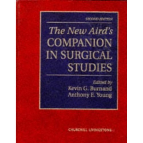 The New Aird's Companion in Surgical Studies (MRCS Study Guides)