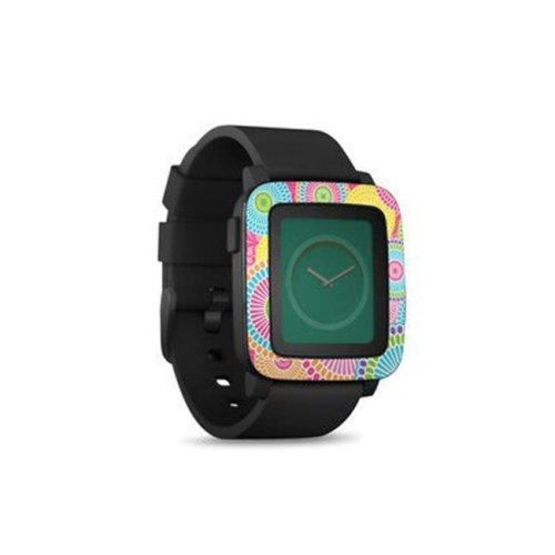 DecalGirl PSWT-KYOTOSP Pebble Time Smart Watch Skin - Kyoto Springtime