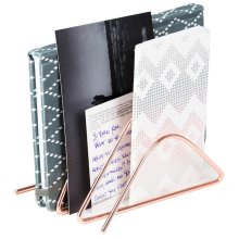 Wire Letter Sorter 1/Pkg-Copper