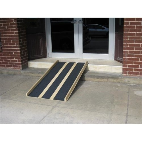 Travel Ramp 5 ft. With Mounting Holes Ramp
