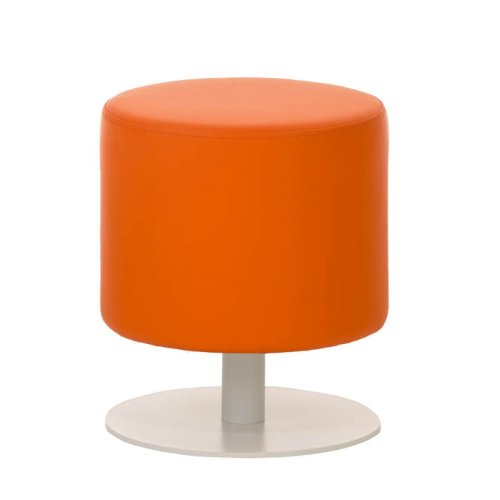 Stool Manau leatherette W47