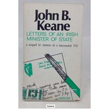 Letters of an Irish Minister of State