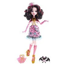 Monster High Nautical Ghouls Doll Shriekwrecked Draculaura
