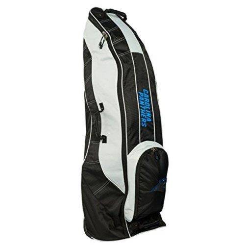 Team Golf 30481 NFL Carolina Panthers Golf Travel Bag