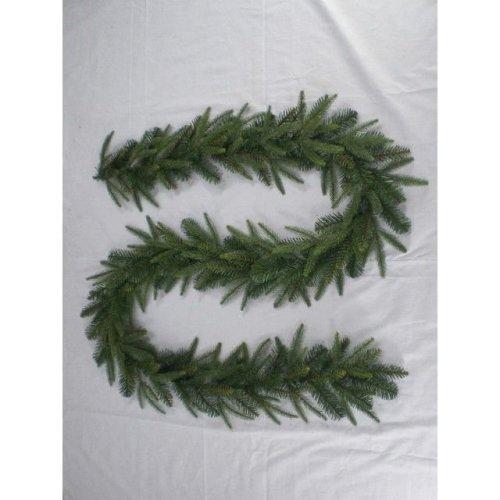 Artificial English Pine Garland - 270cm, Green