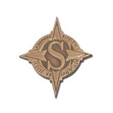 Star Driver School Crest & Emblem Pin Set by Animewild
