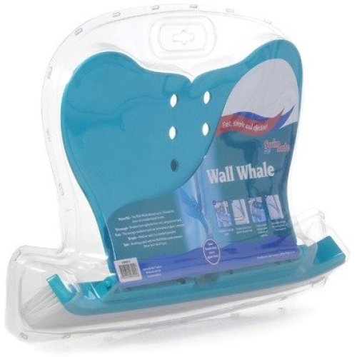 "Swim Safe Wall Whale 18"" Hydro-Dynamic Swimming Pool Brush 