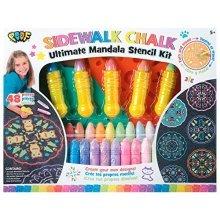POOF Ultimate Chalk Mandala Set