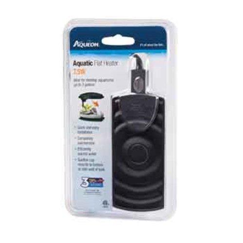 Aqueon Products-Supplies 277074 Flat Heater - 7.5 Watts