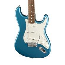 Fender Standard Stratocaster Electric Guitar, Lake Placid Blue, Pau Ferro
