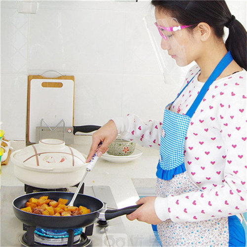 Kitchen Tools Anti-Scald Spilled Fume Mask