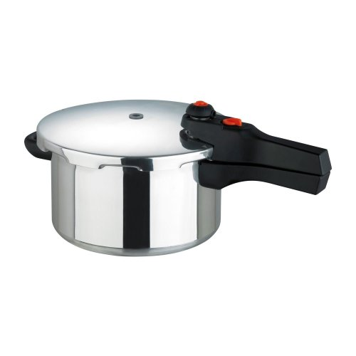 Prestige 58963 Quick and Easy 4L Aluminium Pressure Cooker Pot
