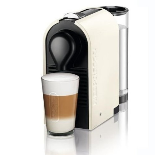 Krups XN250140 Nespresso U Coffee Machine 19 Bar Pump Pressure Pure Cream