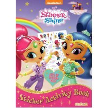 Shimmer and Shine Sticker Activity Book