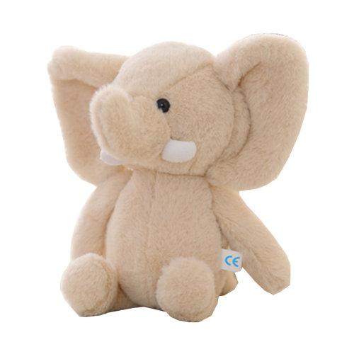 Plush Stuffed Animal Toy Plush Toy Christmas Gift Elephant 01 On