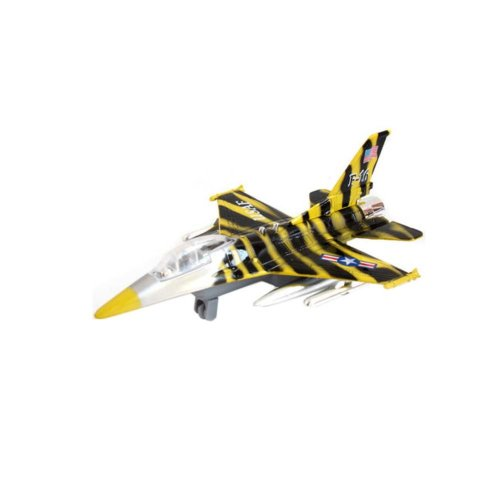 Children's Aircraft Model Toys Simulation Fighter / Airliner Boy Gift_F16#2