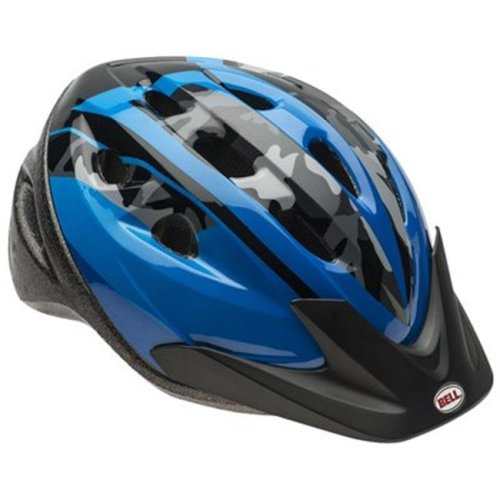7063277 Child Boys Blue Helmet