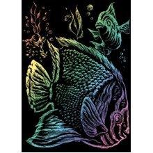 R&L Mini Engraving Tropical Fish