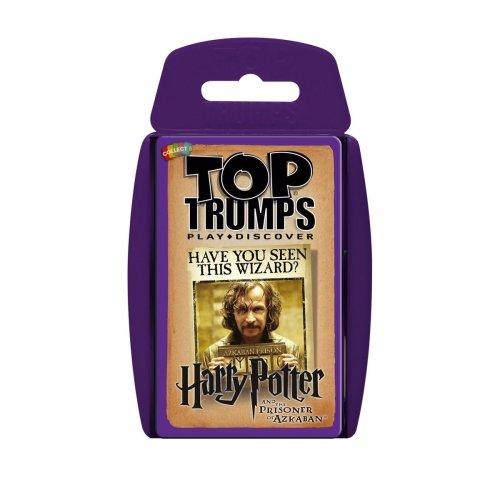 Harry Potter - Prisoner of Azkaban Top Trumps Classics