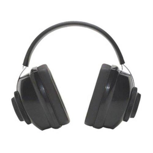Radians CP0100CS Competitor Earmuff Black