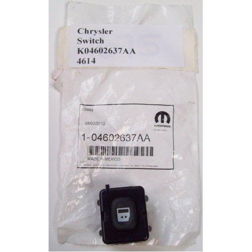 Chrysler Voyager Door Lock Switch 04602637AA 2008 - 2011