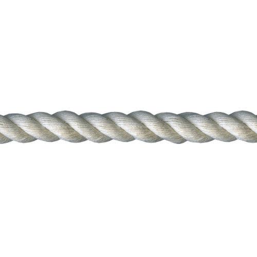 "Cotton Craft Rope .5""X5'-White"