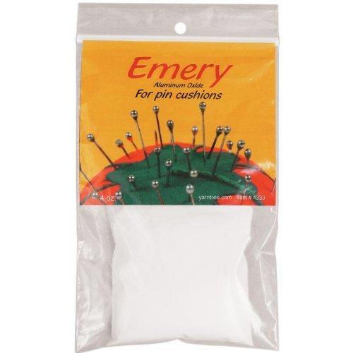 White Emery For Pincushions4 Ounces
